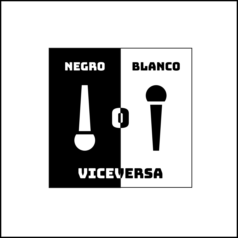 Negro Blanco o Viceversa